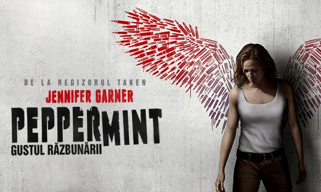 Peppermint. Gustul razbunarii.