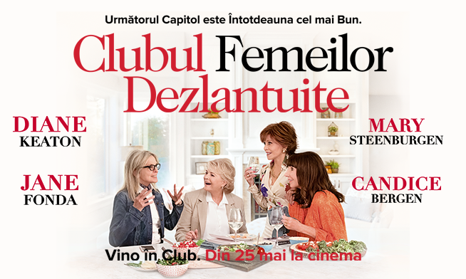 Clubul femeilor dezlănţuite