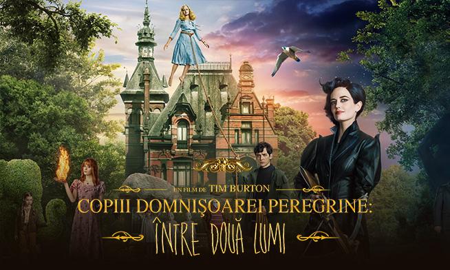 Domnisoara Peregrine