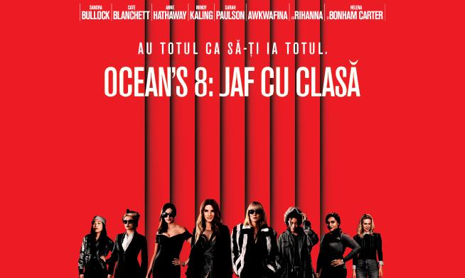 Ocean's 8: Jaf Cu Clasa Grand Ultra