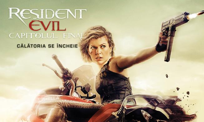 Resident Evil - Capitolul final
