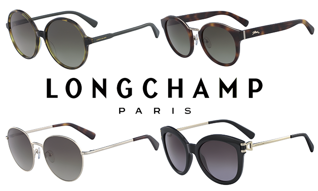 Longchamp launches the first collection of sunglasses