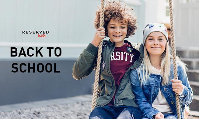 "Reserved ""Back to School"", colecția AW 2017/2018"