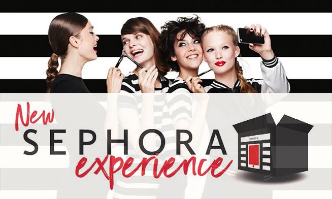 Sephora reopens in Baneasa Shopping City!