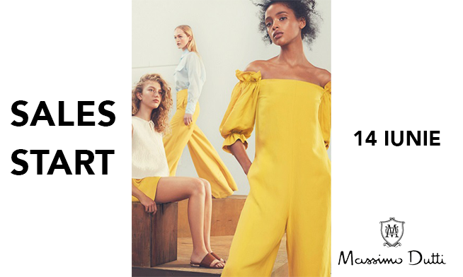 Summer Sales Massimo Dutti on 14th of June