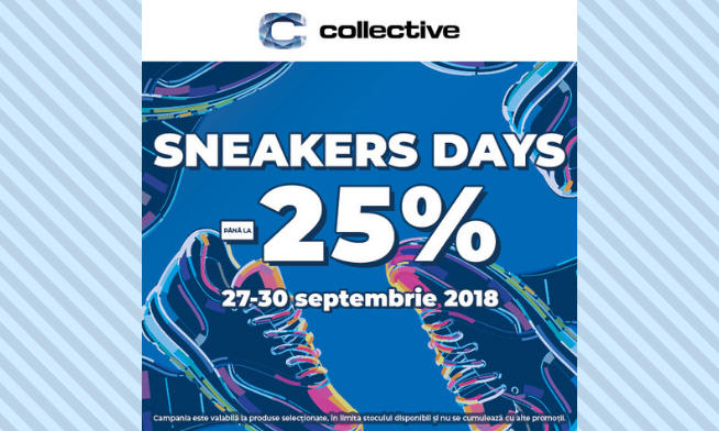 Sneakers Days in collective!