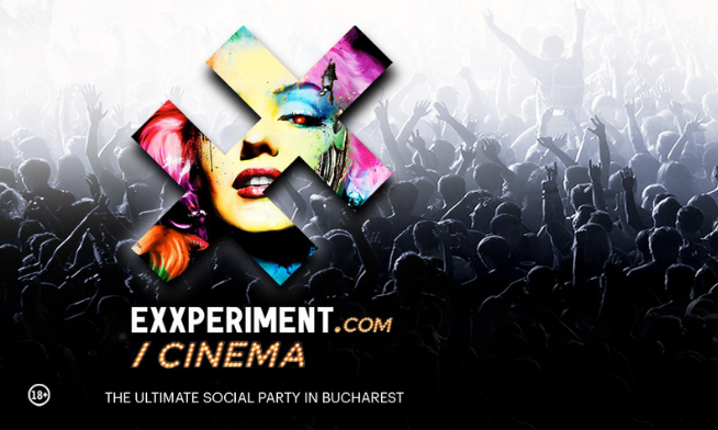 Castigatorii celor 3 invitatii duble la EXXPERIMENT.com / Cinema