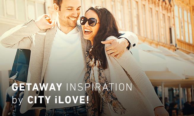Stilul tău de vacanță cu CITY iLOVE