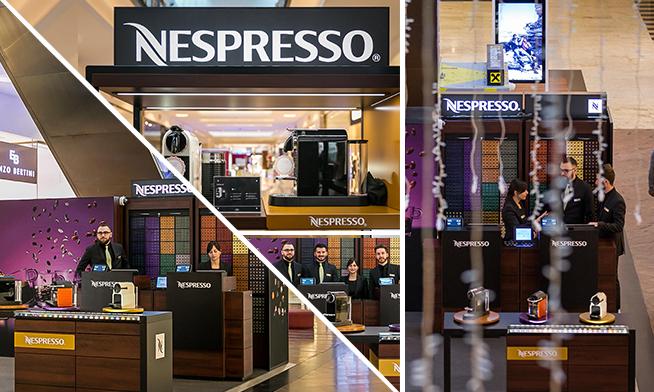 Descoperă o nouă lume a cafelei Nespresso