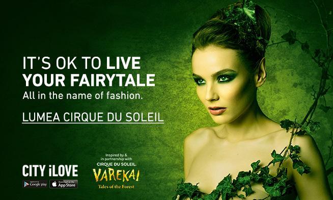 Băneasa Shopping City sărbătorește 9 ani de activitate alături de Cirque du Soleil