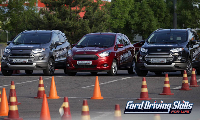 Free Preventive Driving Courses by Ford DSFL