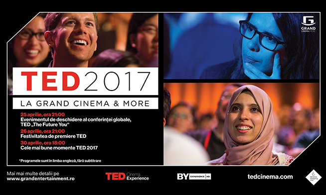Highlights of TED 2017