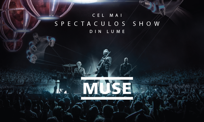 Concert MUSE Drones World Tour