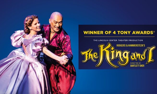 Musical: The King & I