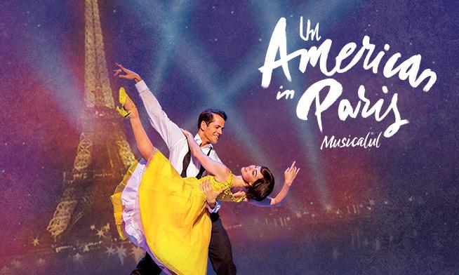 Un American în Paris (Musical)