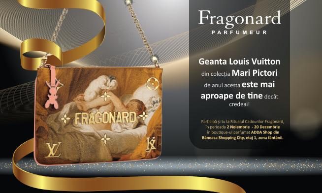 Concurs Fragonard - Ritualul Cadourilor