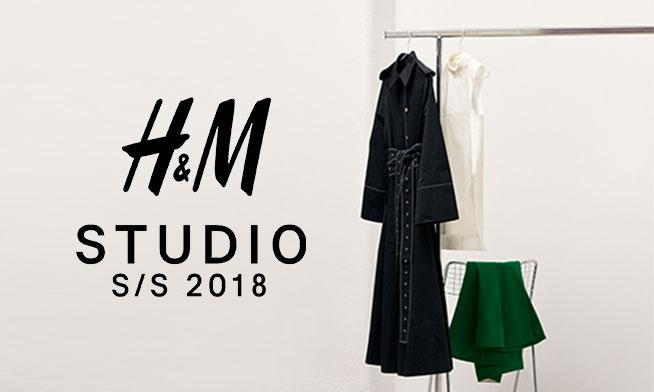 H&M Studio S/S 2018 - from Paris, EXCLUSIVE in Baneasa Shopping City