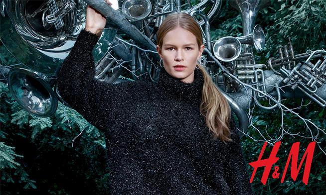 Descoperă noua colecție de la H&M!