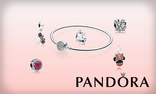 New Disney collection from Pandora