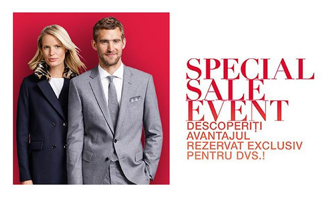 Peek & Cloppenburg - Special Sale Event