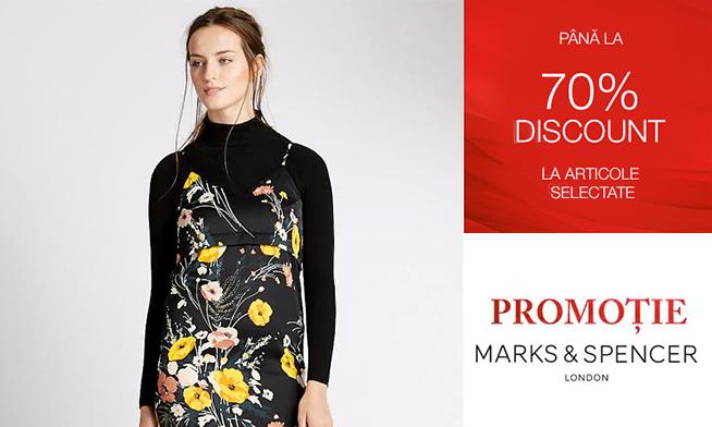 Marks&Spencer-reduceri de pana la 70%