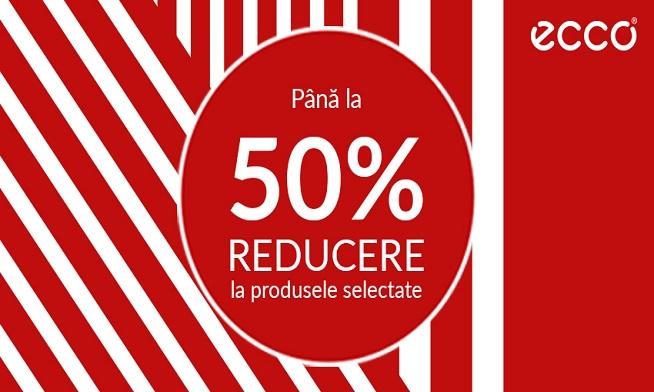 Promo Ecco - Up to 50% discount