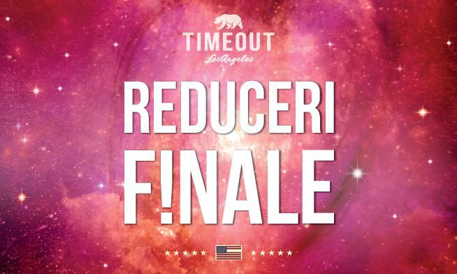 Promo Timeout - Reduceri finale