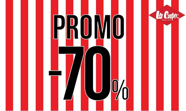 Promo Lee Cooper - Up to 70% discount