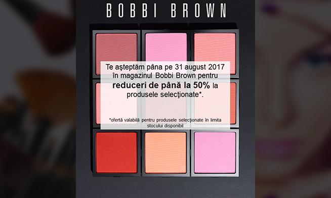 Promo Bobbi Brown - Up to 50% discount