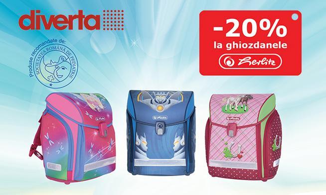 Promo Diverta - 20% discount