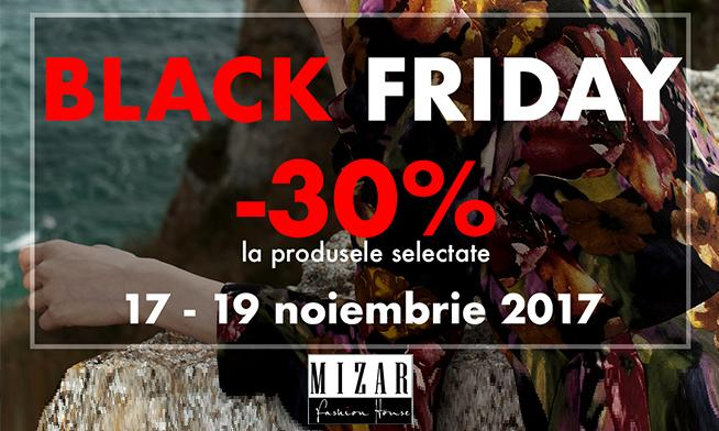Promo Mizar- Black Friday - 30% reducere
