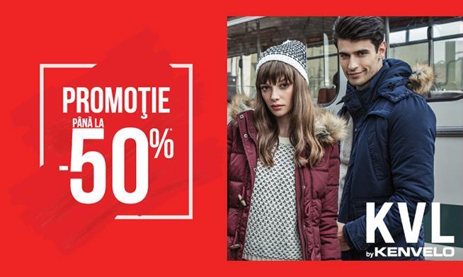 Promo Kenvelo - Up to 50% discount