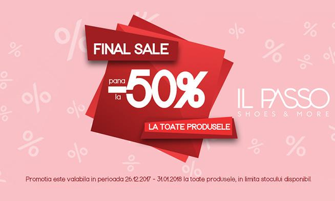 IL PASSO - Final Sales up to 50%