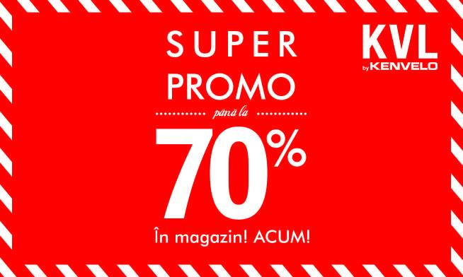 Super PROMO KENVELO - Discounts up to 70%