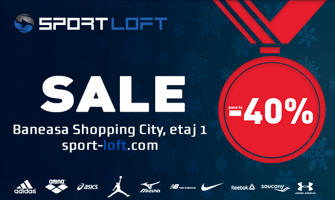 Sport Loft - Promotions that keep you in shape!