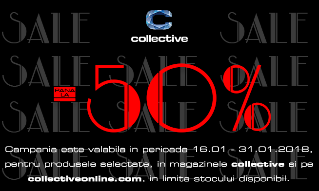 Collective - Discounts up to 50%