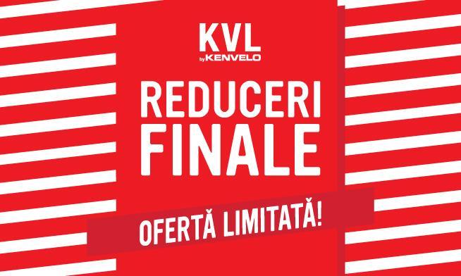 KENVELO - reduceri finale