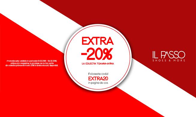 IL PASSO - extra discount de 20%