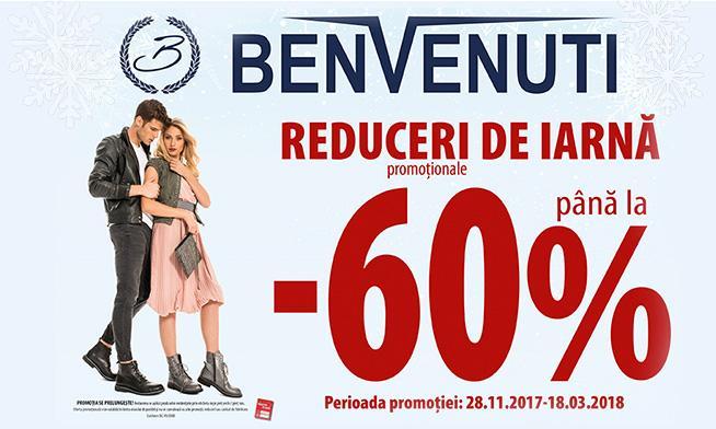 Benvenuti - winter promotion goes on