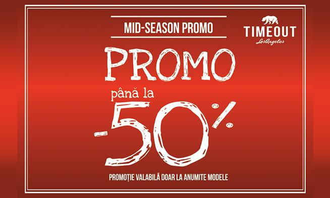 Timeout- Mid Season Promo