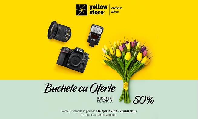 Yellow Store - Buchete cu oferte