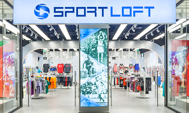 Sport Loft, un nou concept store în Băneasa Shopping City