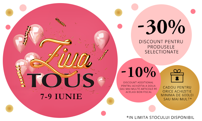 Băneasa Shopping City - Anniversary Promotions Tous