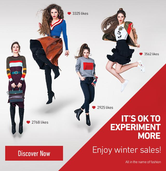 Enjoy Winter Sales