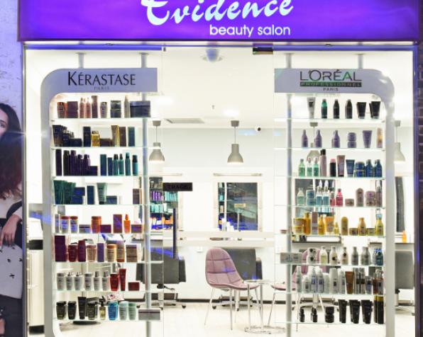 Evidence Beauty Salon- FEERIA