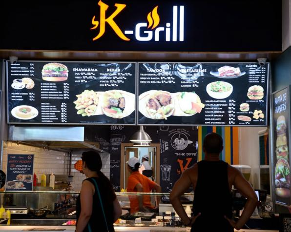 K-Grill