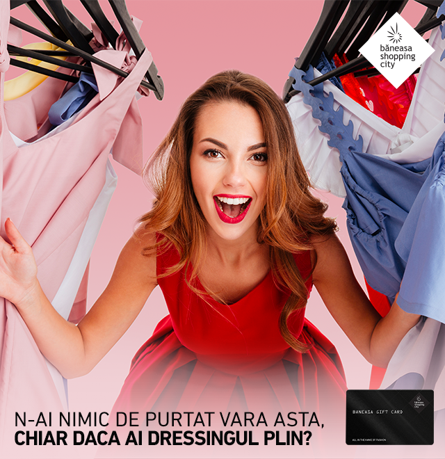 1000 de Gift Card-uri dau startul la summer shopping!
