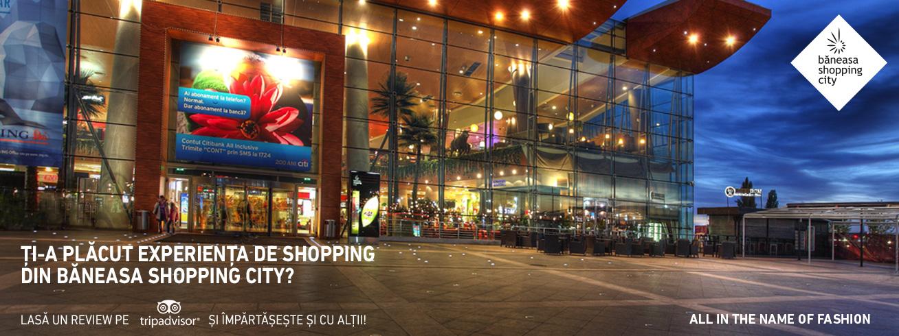 Magazine Baneasa Shopping City