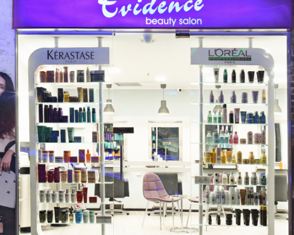 Evidence Beauty Salon- FEERIA