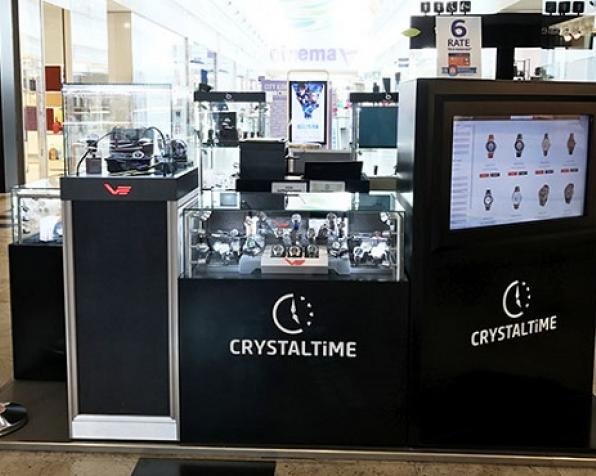 CrystalTime
